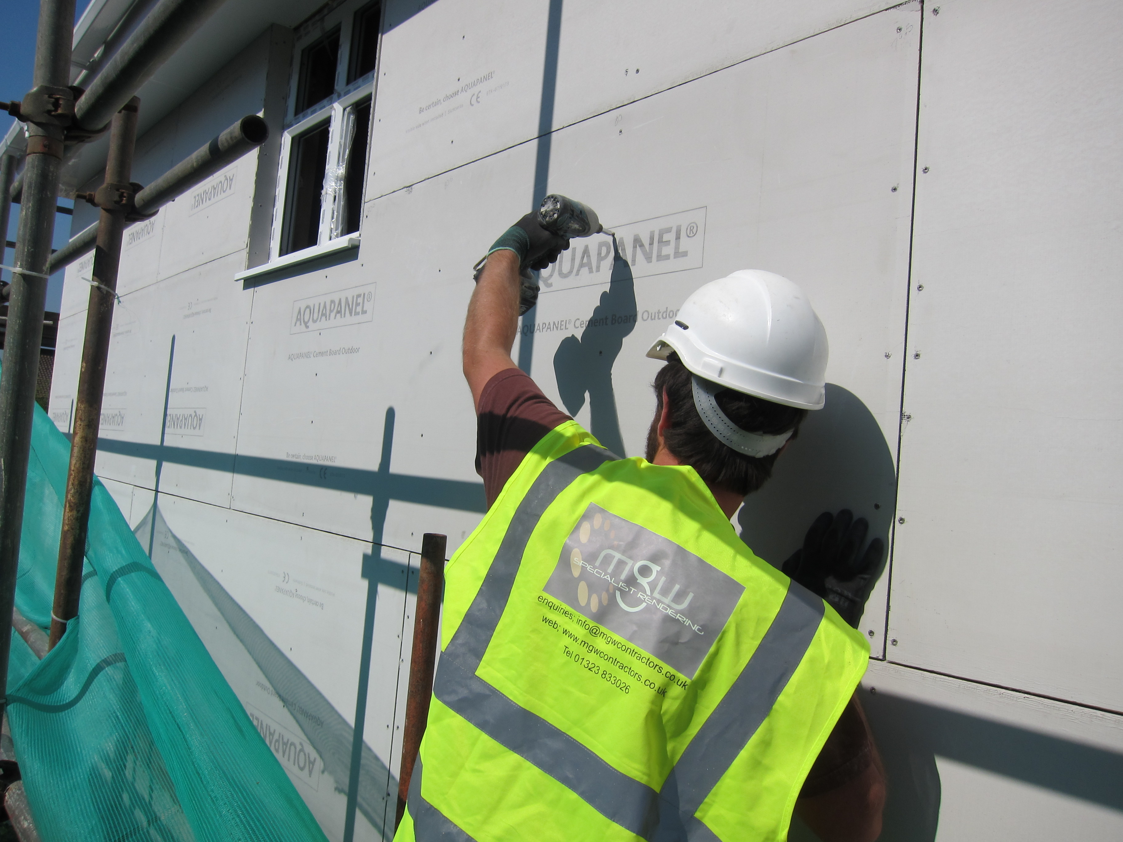 Get Excellent Services For Rendering And Exterior Wall Coverings